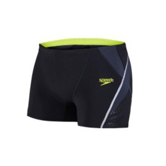 Speedo Fit Splice Aquashort Geel