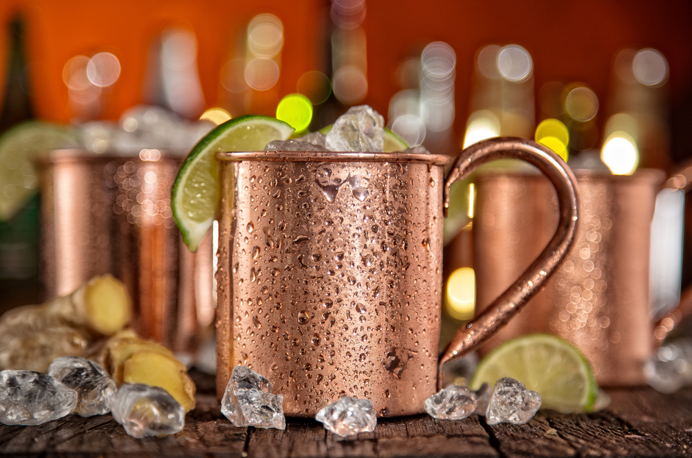 Get this awesome non-alcoholic Moscow Mule recipe so you can lose weight over the holidays, and get Personal Trainer Food so you can lose fat fast.