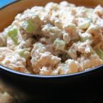Deviled Chicken Salad