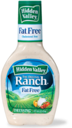 Is fat-free ranch better than full fat ranch?