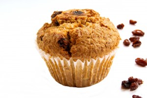 Bran muffins have a healthy reputation but will they help you lose weight?