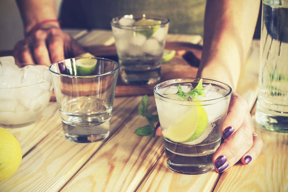 alcoholic beverage and personal communication Guiding principles self-regulation of marketing communications for beverage alcohol the guiding principles were approved in november 2011 by the sponsors of the.
