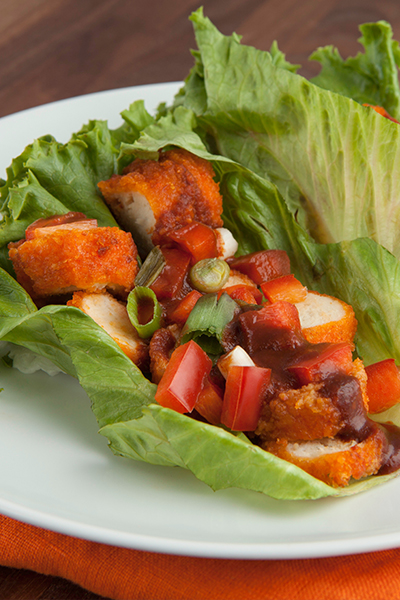 Smokey low-carb chipotle wrap will be the best weight loss food you've ever eaten.