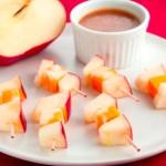 Sweet Apple Snack Bites