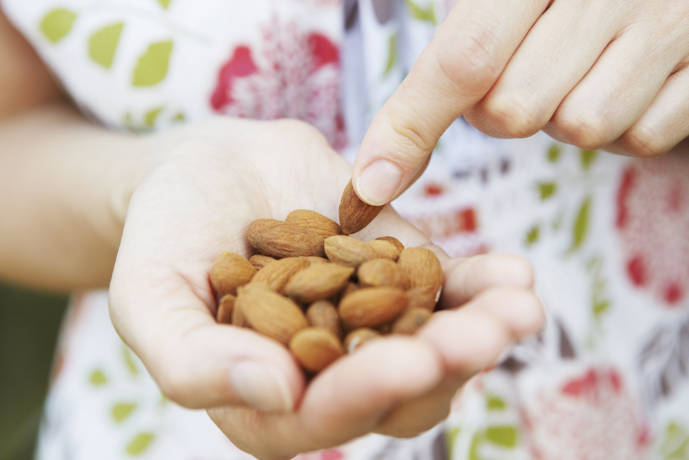 Almonds are great low-carb snacks, but we also have 50+ more delicious snack ideas to help you lose weight now with this list from Personal Trainer Food.