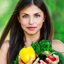 Look younger by loading up on nutritious vegetables that are easy to prepare with Personal Trainer Food.