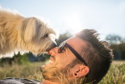 Here's how to get happy with your favorite pet and Personal Trainer Food.