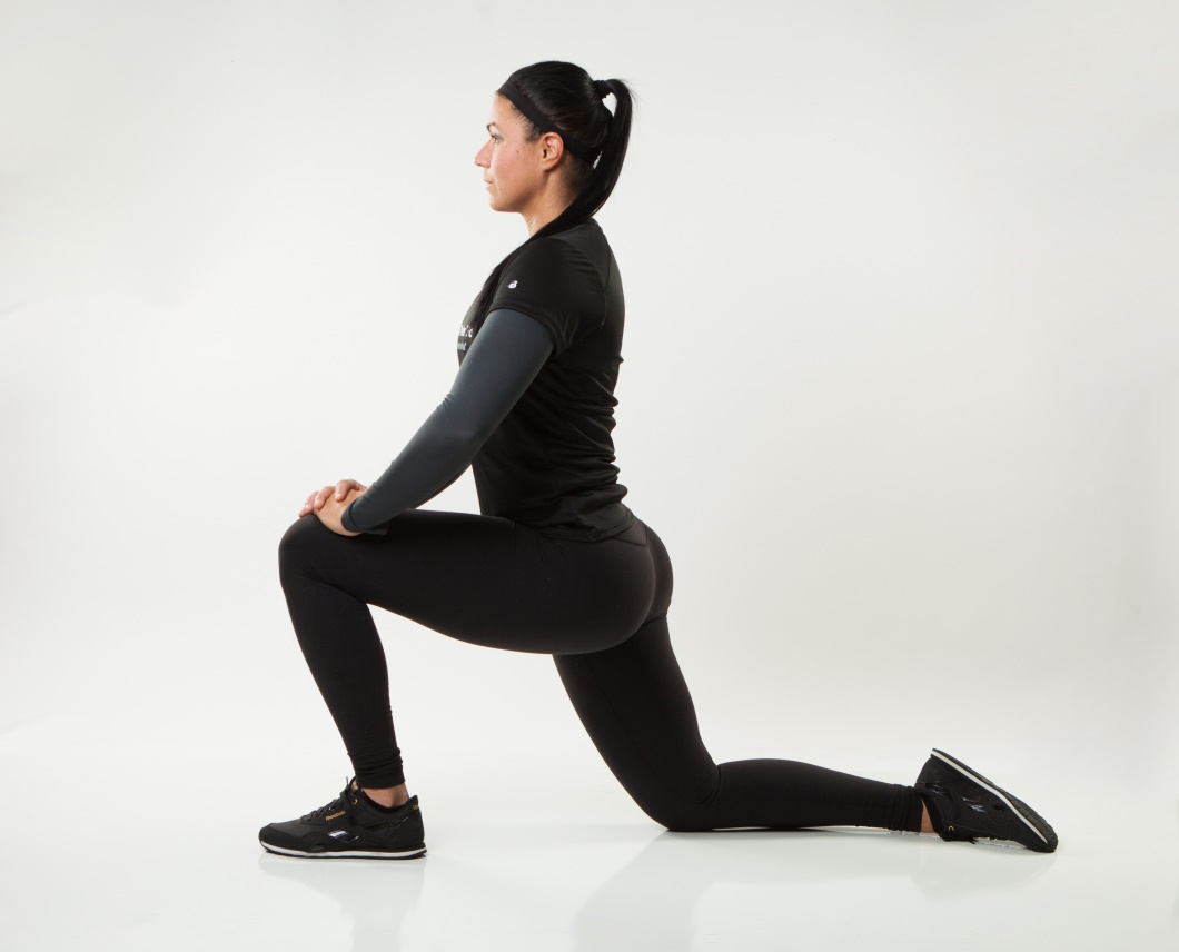 Try this hip-opener in the 8 best stretches regimen from Personal Trainer Food.