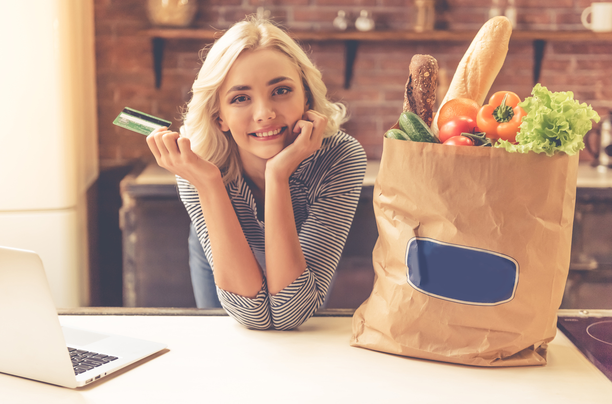 Personal Trainer Food can help you stick to your healthy grocery budget goals.
