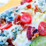Chicken Wedge Salad