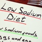 How Much Sodium Should Be in Your Diet?