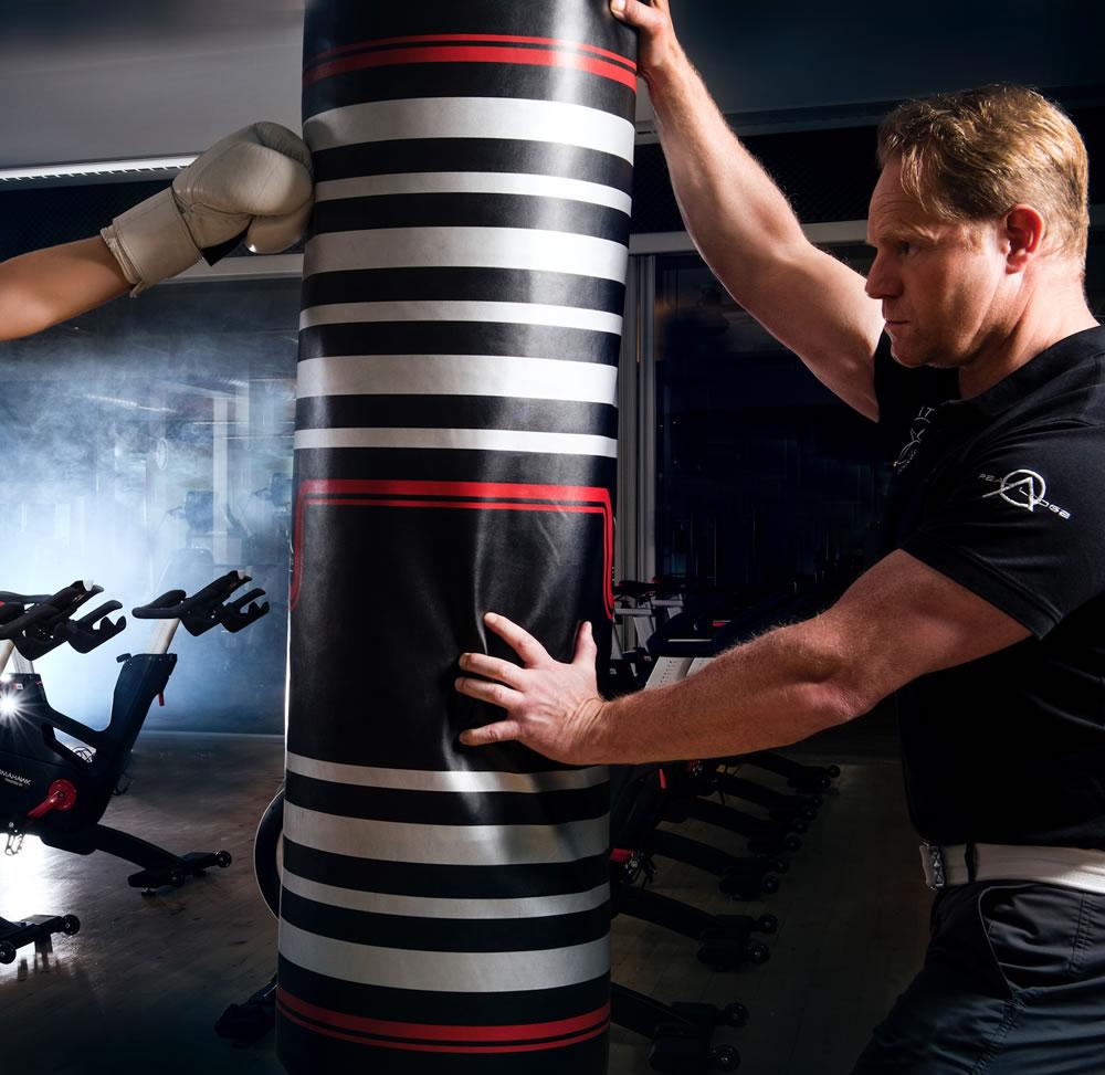 Redgy Boens Personal Training Schilde - Antwerpen - PT - boxen