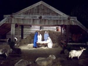 Living Nativity Indian River Presbyterian Church Fort Pierce FL 2010