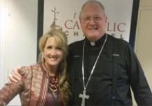 Rebecca Kiessling Cardinal Timothy Dolan
