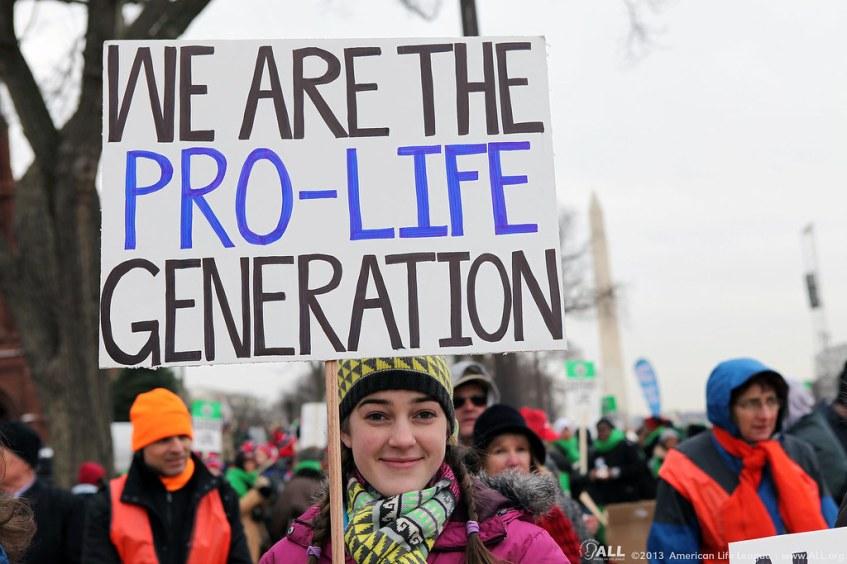 I Am the ProLife Generation