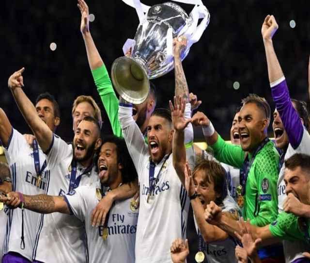 Juventus V Real Madrid Uefa Champions League Final Min