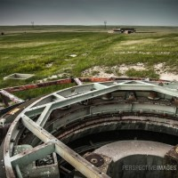 Worldwide Delivery - Looking across the plains from an Atlas D radar tower