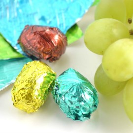 April Fools' Day Joke -Chocolate Easter Egg Swap