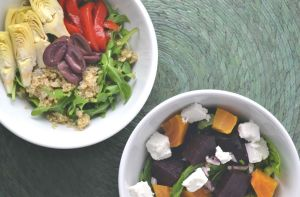 9 Passover Salad Ideas - Greek Quinoa