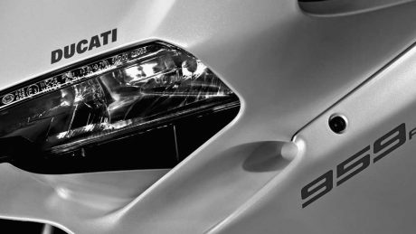 headlamp Ducati Panigale 959
