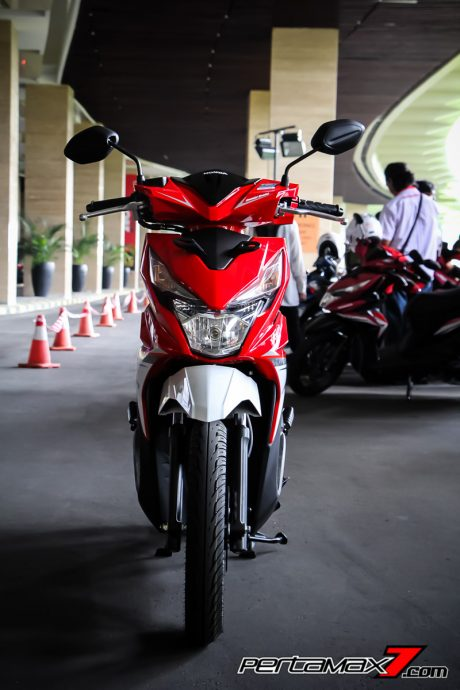 Tampak depan All New Honda BeAT eSP 2016 Pertamax7.com_-4