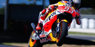 Marc Marquez TOP Winter Test MotoGP Australia 2017 Day 1