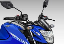 Headlamp Yamaha All New Vixion 155 VVA 2017