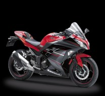 Kawasaki Ninja 250 ABS Special Edition Limited Merah 2017 Indonesia