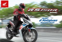 Honda RS150R Trico Edition 2017
