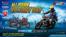 Yamaha All new Vixion Victory Day Yamaha Sunday Race 2017