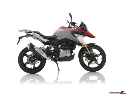 BMW G310GS Racing Red 16 P7