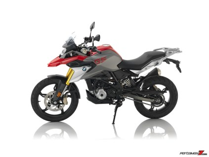 BMW G310GS Racing Red 34 P7