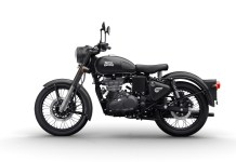 Royal Enfield Classic 500 Samping kiriCapex 120 Juta USD Royal Enfield
