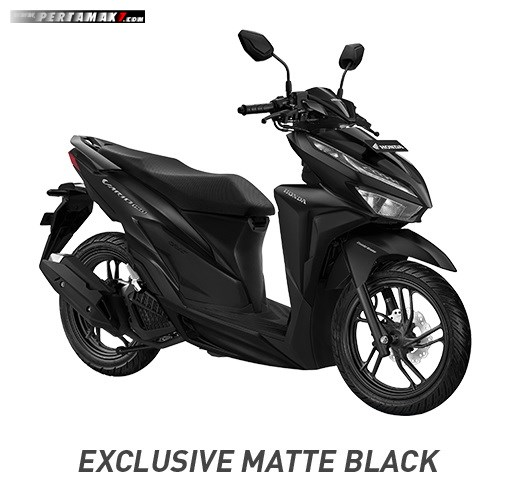All new Honda Vario 150 Warna Hitam Doff P7