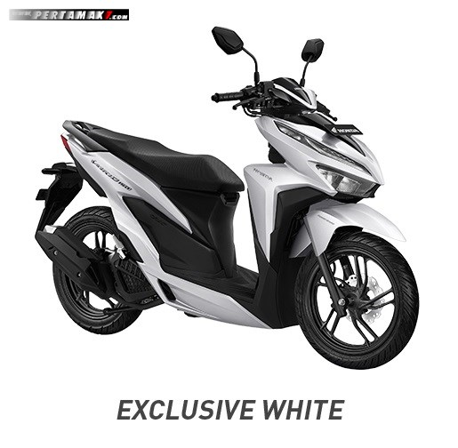 All new Honda Vario 150 Warna Putih P7