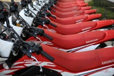 CRF150L Goes To MXGP Semarang Medini 07 P7