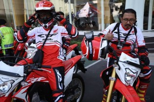 CRF150L Goes To MXGP Semarang Medini 13 P7