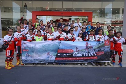CRF150L Goes To MXGP Semarang Medini 15 P7