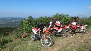 Honda CRF150L Goes To MXGP Semarang 10 P7