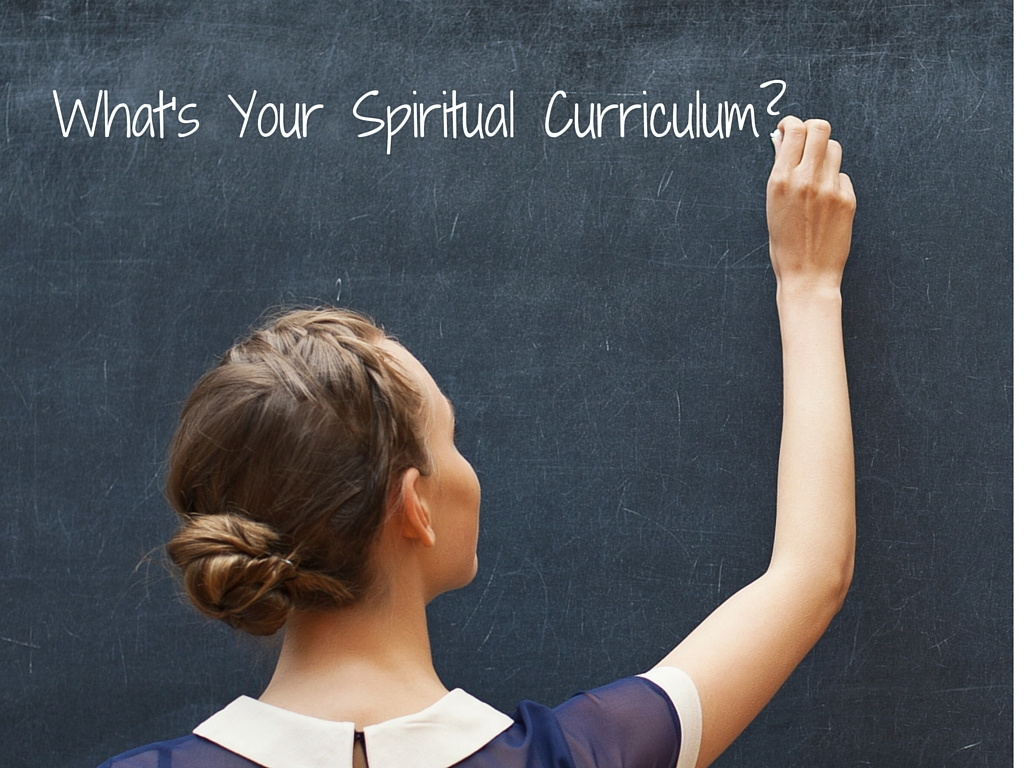 What's Your Spiritual Curriculum- (1)