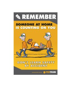 Free General Safety Poster