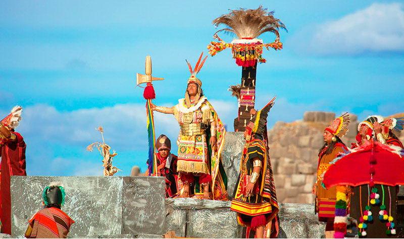 Inti Raymi - Festa do Sol em Cusco