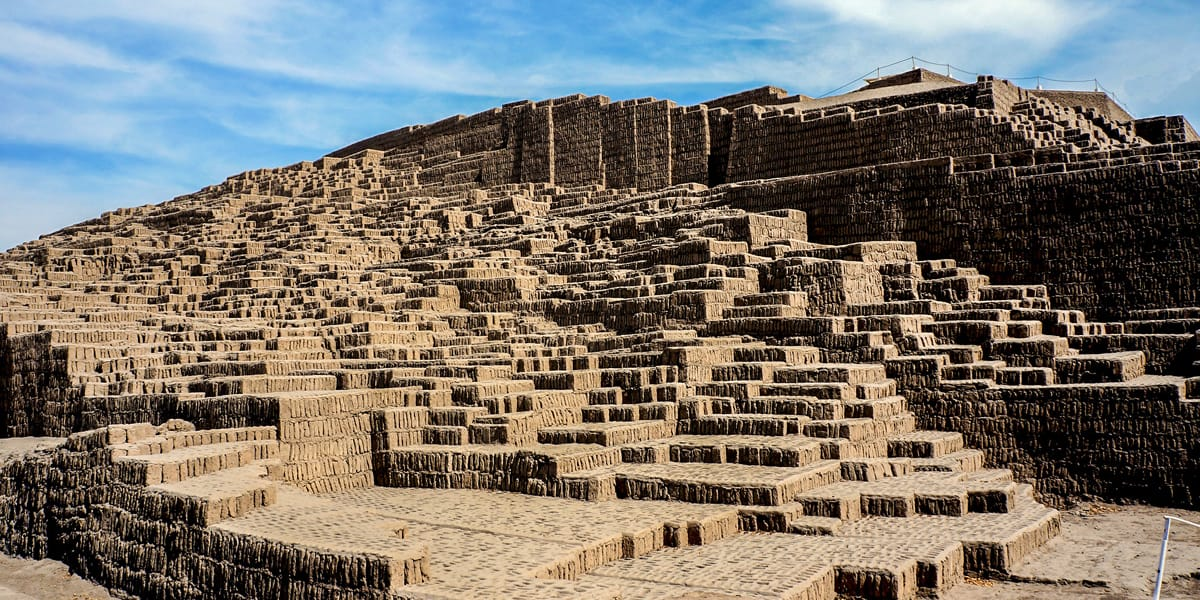 Huaca Pucllana: Ruínas Pré-Inca em Miraflores - Peru Hop
