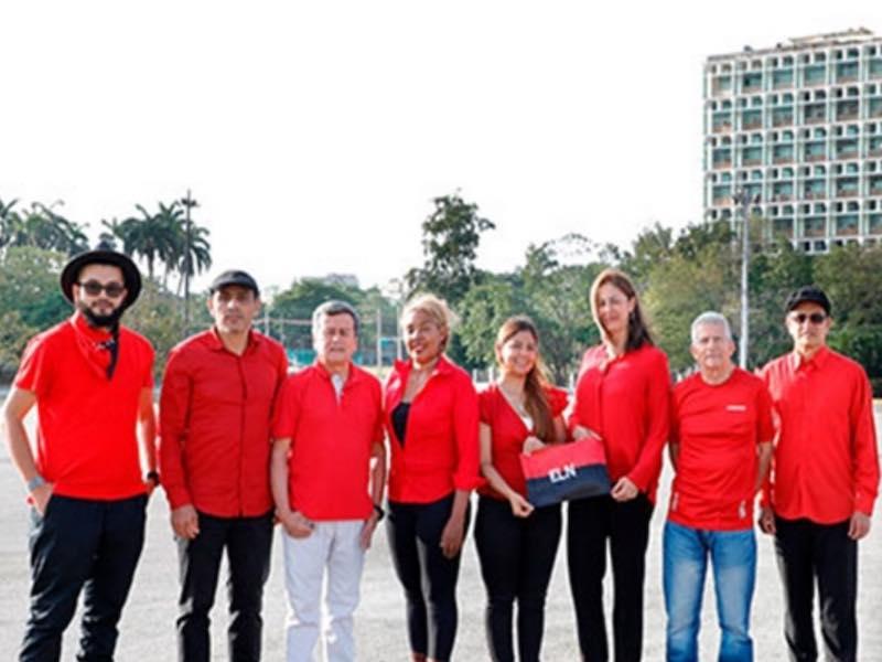Colombia: delegación de paz del ELN ya está en Cuba para reanudar ...