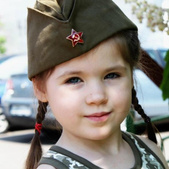 Талантливая девочка Марина Павленко
