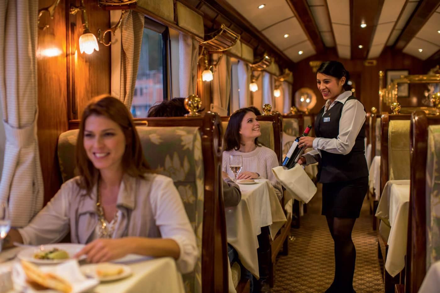 Live the magic experience on the Hiram Bingham Train   PeruRail