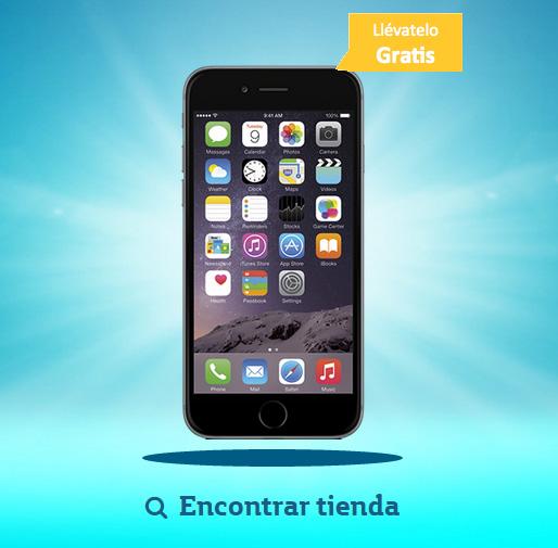 Movistar te cambia tu iPhone 5 o iPhone 5S por un iPhone 6