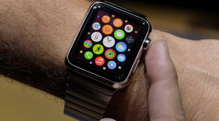 Apple Watch ya se puede pre-ordenar en el Perú con Qempo.com