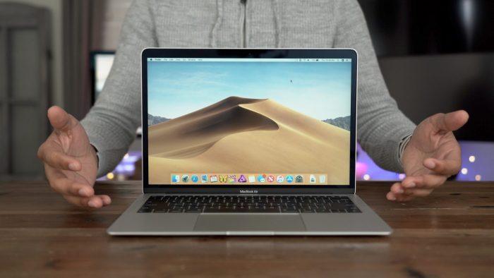 La Macbook Air 2018 estándar en Perú tiene el mismo valor que en EEUU