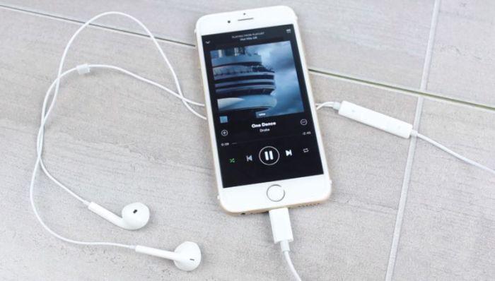 c7ea13bc1e8 Los nuevos audífonos del iPhone 7 se dejan ver en vídeo - Perusmart